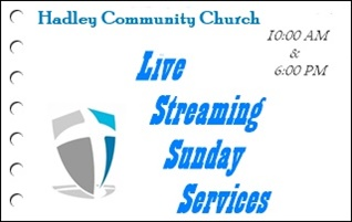 Watch Live Sunday Services